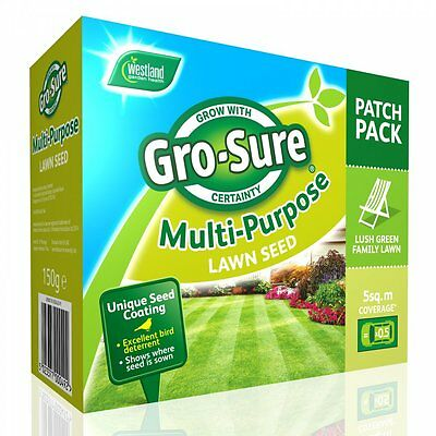 Westland Multi Purpose Lawn Seed Patch Pack 150g
