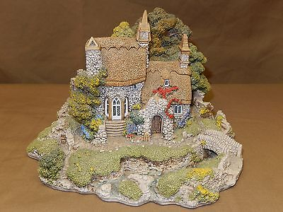Lilliput Lane Sculpture - Convent In The Woods