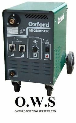 Oxford MIG 3-PHASE Compact MIG Welder Migmaker 330-3