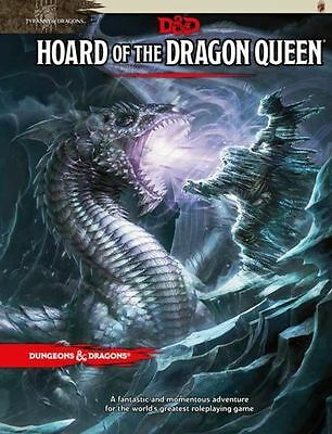 Dungeons & Dragons: Hoard of the Dragon Queen TRPG ( 5. Edition)