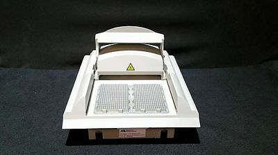 AB GeneAmp PCR System 9700 Dual 384 Well Interchangeable Block P/N: N8050400