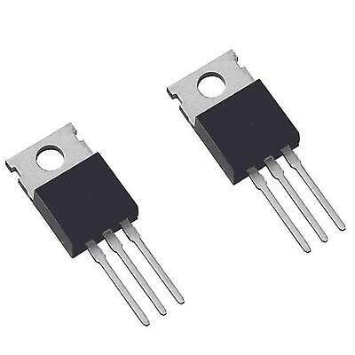 2X  IRF840 PBF N Channel High Voltage Hexfet Power MOSFET Transistor