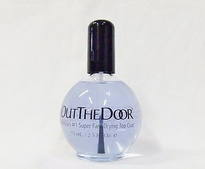 Inm Nail Out The Door OTD TOP COAT 2.5oz/73mL