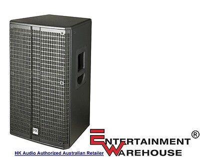 HK Audio LINEAR5 115FA 1000watt Powered  Speaker Enclosure - Open Box