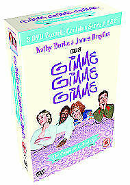 Gimme, Gimme, Gimme - The Complete Boxset New Region 2 Dvd