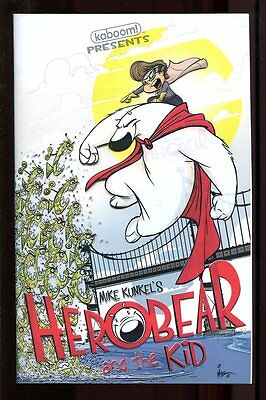 Herobear And The Kid Special #1 Near Mint Acetate Variant Cover