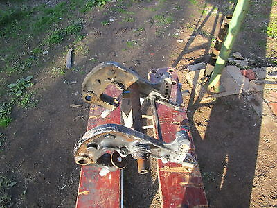 6044A 2, Clamp Bracket Assembly, 1978 Mercury 50 HP  (L) PORT AND STARBOARD