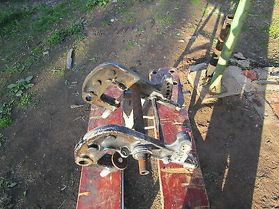 6044A 2, Clamp Bracket outboard , 1978 Mercury 50 HP  (L) PORT AND STARBOARD