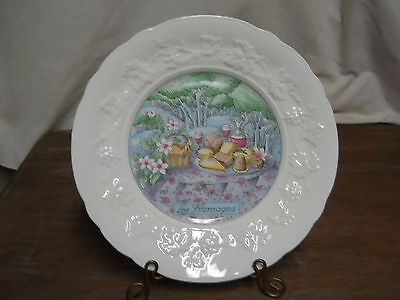 Salad Plate Les Fromges Marie-Pierre Boitard Gien France Pastels On White