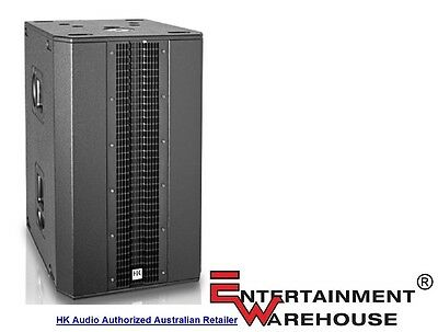 HK Audio LINEAR5 SUB2000A, 1200watt RMS, Powered Subwoofer