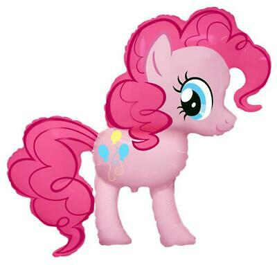 "My Little Pony Pinkie Pie Shaped 26"" Supershape Foil Balloon"