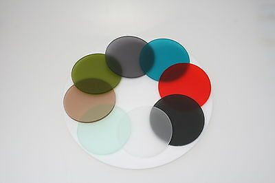 FROSTED ACRYLIC CIRCLES DISCS PERSPEX WITH HAND POLISHED EDGES 100mm-900mm