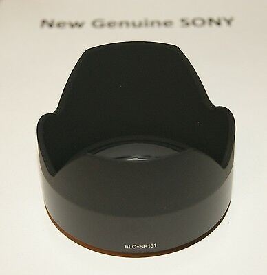 Genuine Sony Lens Protector Hood Shade Assy ALC-SH131 For Zeiss 55-1.8 SEL55F18Z