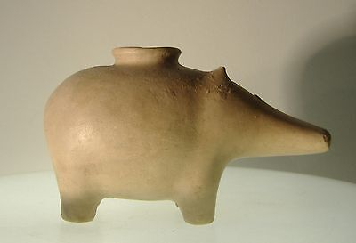 nagada vessel of a hippo