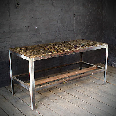 Industrial Heavy Duty Utility Table (£495 Ex VAT)