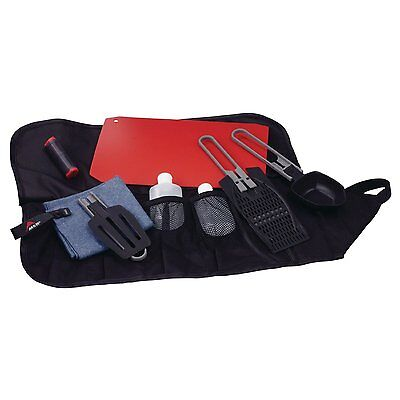 MSR Alpine Kitchen Set Camping Utensils Motorcycle Biker