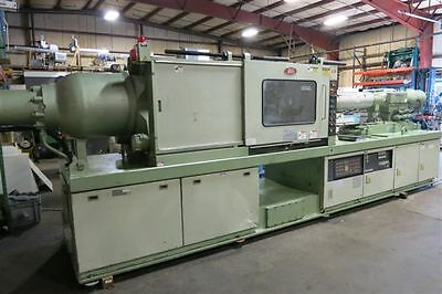 1994 Nissei FS-260 Plastic Injection Molder