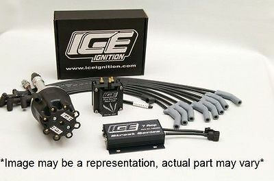 Ice Ignition 7 Amp Street/race Ignition Kit Suit Holden 173-202 6Cyl Ik0495