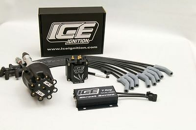 Ice Ignition Digital 7 Amp Street Ignition Kit Holden V8 253-308 C.i.d Ik0435