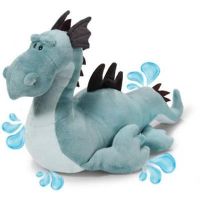NEW Nici Plush Bathtime Dragon Sea Monster - Bath Toy 28cm