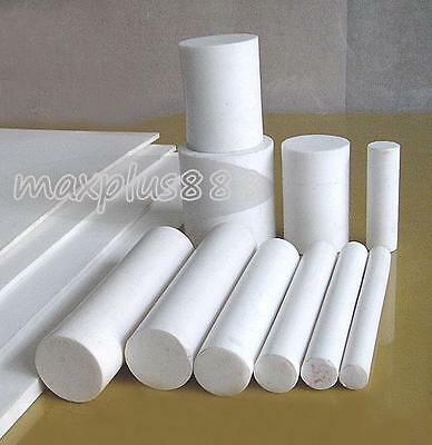 New 1pcs 100mm Long Dia 16mm PTFE Round Rod Bar Dia 16mm