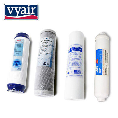VYAIR Replacement Water Filter Set for RO-2N Reverse Osmosis System