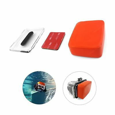Floating Sponge Replacement Waterproof Housing Backdoor Case For GoPro Hero 3+ 4