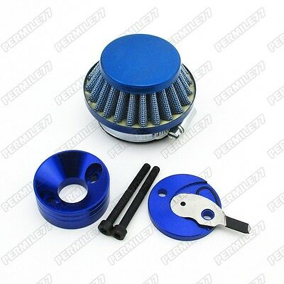 Racing Air Filter Adapter Vstack Kit 23  33 43 49 cc Goped Stand Up Gas Scooter