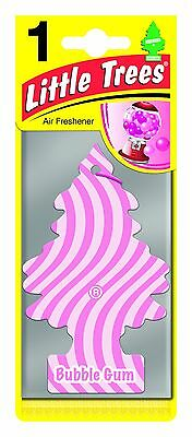 Magic Tree Little Trees Car Home Air Freshener Freshner Scent - BUBBLEGUM
