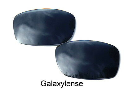 Galaxy Replacement Lenses For Oakley Fives Squared Black Color Polarized