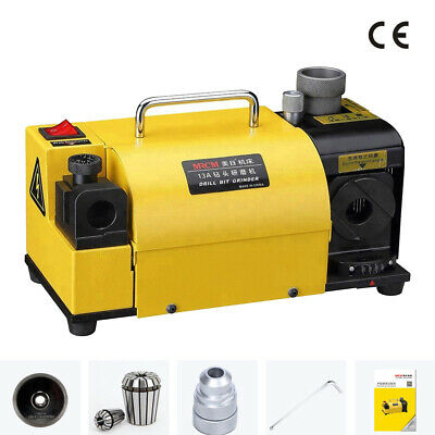 Drill Grinder MR-13A 2-15mm 100-135 Angle Drill Bits Sharpener Grinding Machine