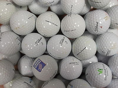 "24  Titleist Pro V1 Golf Balls Grade 2  Lake Balls  ""**free Delivery**""   £16.99"