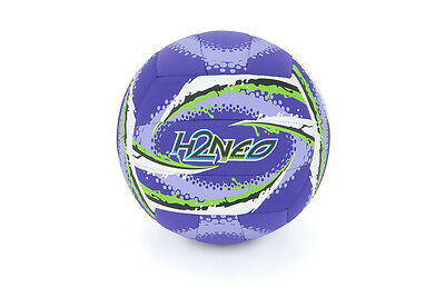 H2NEO Volley Ball Purple Neoprene Volleyball