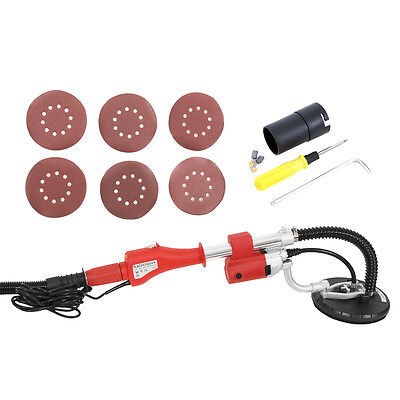 Drywall Sander 750W Commercial Electric Adjustable Variable Speed Sanding Pad HD