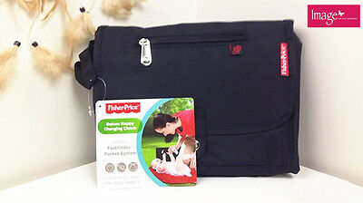 Baby Toddler Nappy Changing Mat Mummy Travel Diaper Bag Bag Size 27x25cm