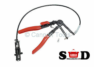 630 Mm Long Reach Flexible Hose Clamp Clip Remover Pliers Hand Grip Tool Ct1123