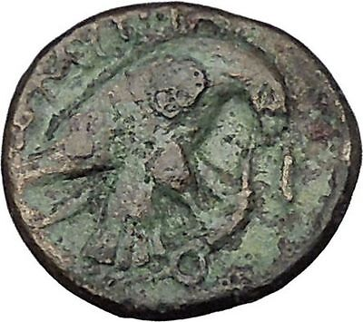 Amyntas III Grandfather of Alexander the Great  Ancient Greek Coin EAGLE i51196
