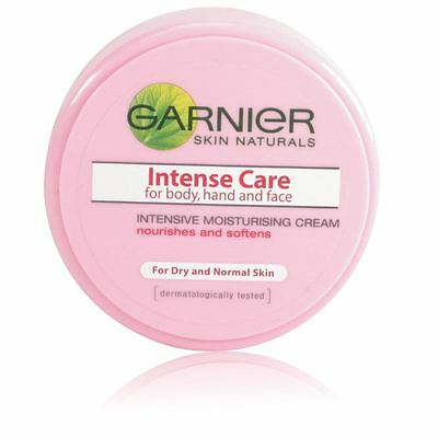 Garnier Intense Care Moisturising Cream 50ml For Body, Hand & Face