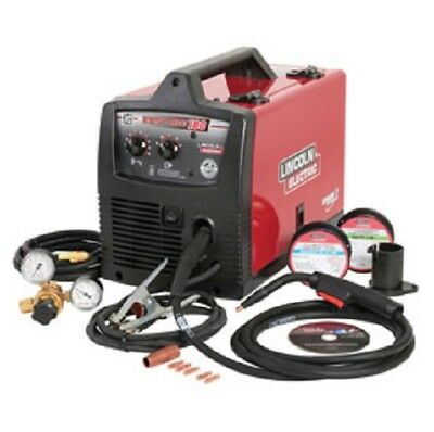 LEW K2698-1 Lincoln® Easy-MIG 180 208/230-Volt AC Input Compact Wire Welder