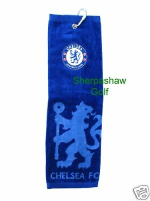 Chelsea Trifold Golf Bag Towel -New