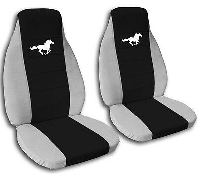 Amazing 2005 2007 Ford Mustang Convertible Horse Seat Covers Choose Andrewgaddart Wooden Chair Designs For Living Room Andrewgaddartcom