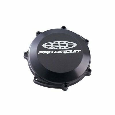 Pro Circuit Clutch Cover Black For Suzuki RM-250 02-08