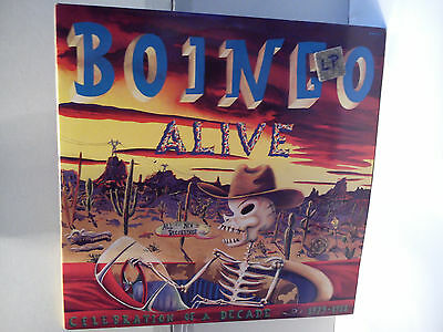 Oingo Boingo -Boingo alive - Celebration of a decade 1979-1988  OVP.....Vinyl