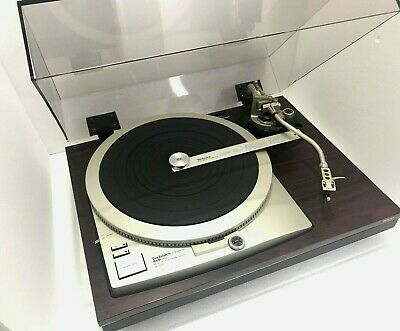 TECHNICS SL-1025 R&B Series Rare Vintage Turntable Top Of Line High End The Best