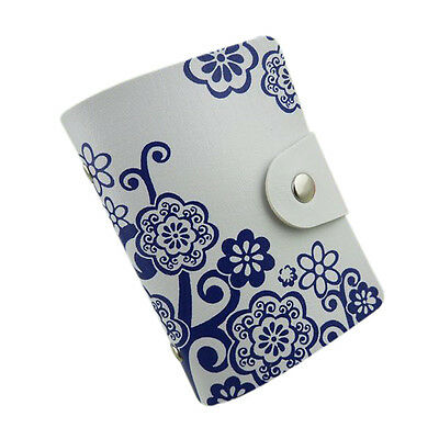 Women Wallet Credit Card Case Purse Business ID Card Storage Holder Tote ON SALE