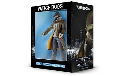 Watch Dogs PVC Statue Aiden Pearce Execution 25cm NEU & OVP