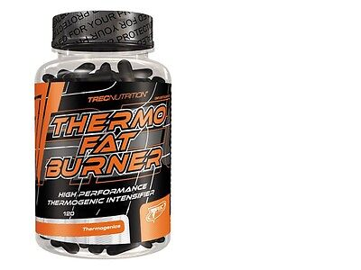 Trec Nutrition Thermo Fat Burner MAX 120 tab Thermogenic Best Weight Loss