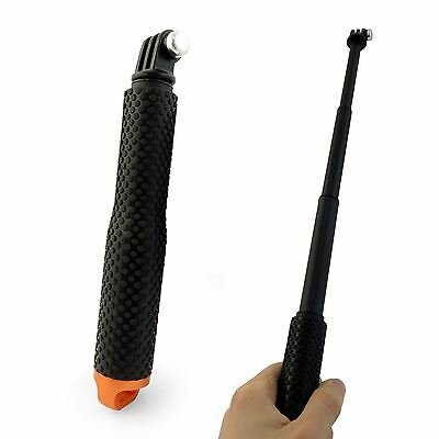 POV Pole 19 inch Camera Grip For GoPro Cameras NEW diving pole HD Hero 3 3+ 4