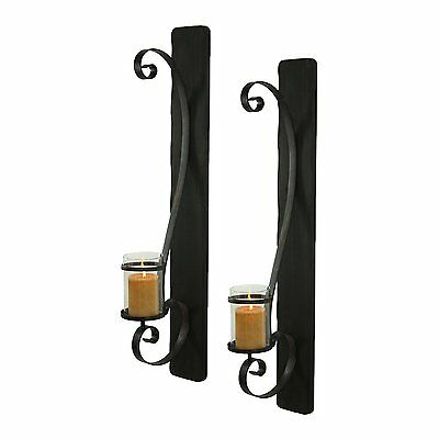 Aspire Home Accents 6380 Arya Candle Wall Sconce (Set of 2)