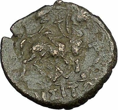 Odessos in Thrace 200BC Ancient Greek Coin Great God  Heros riding Horse i51684
